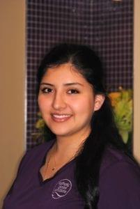 Esthetic Dental Solutions staff: Lorena Ventura